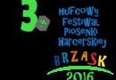 3 Hufcowy Festiwal Piosenki Harcerskiej BRZASK 2016