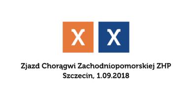 XX Zjazd Chorągwi Zachodniopomorskiej ZHP wybrał władze na kadencję 2018-2022