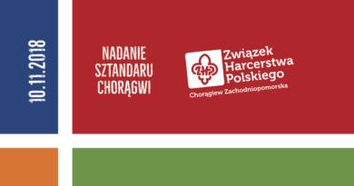 Nowy sztandar – 10.11.2018!