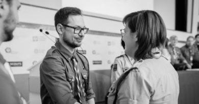 Harcmistrz Łukasz Czokajło odszedł na wieczną wartę