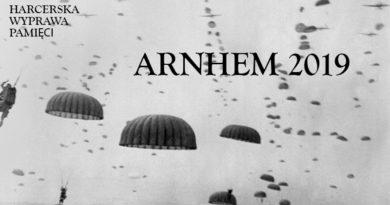 Harcerska Wyprawa Pamięci – Arnhem 2019